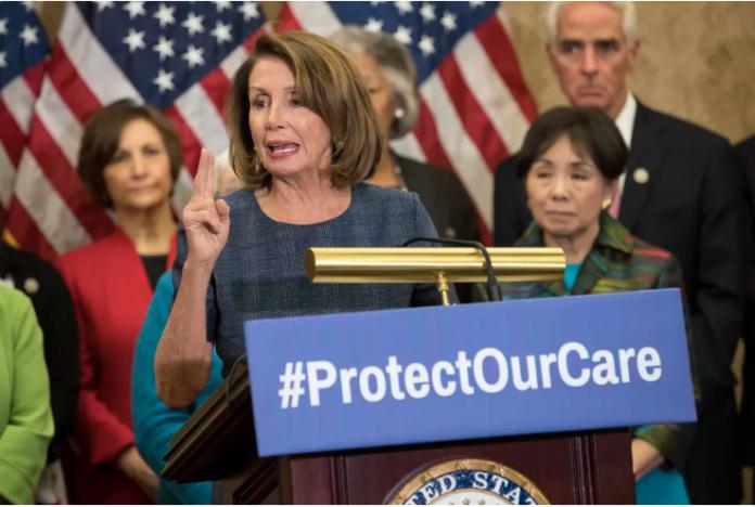 Nancy Pelosi (D-CA)