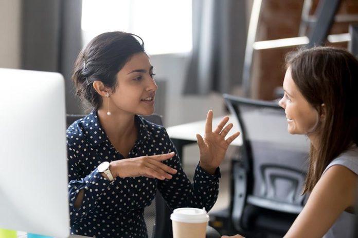 conversational web content