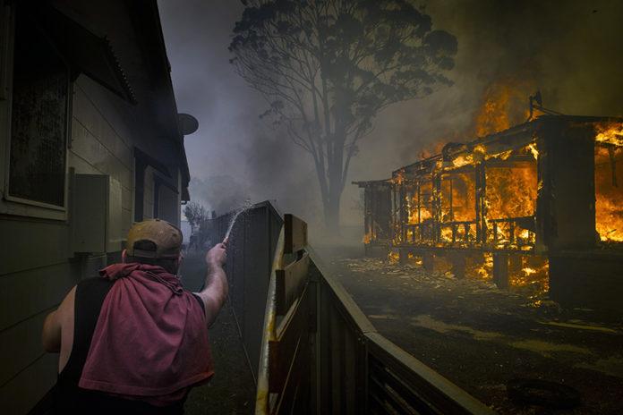 Australia's bushfire debate