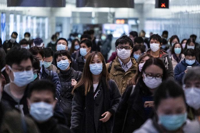 How the Coronavirus numbers changed so sharply