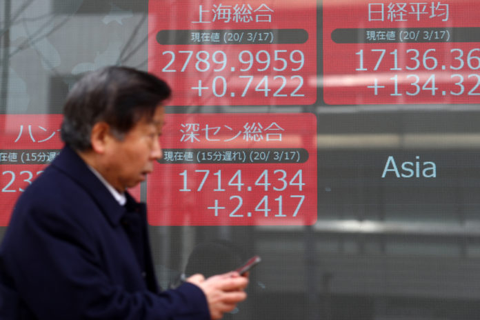 Markets plunge as a global recession appears almost inevitable