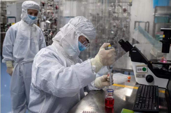 Coronavirus is a major test of America's innovation industry