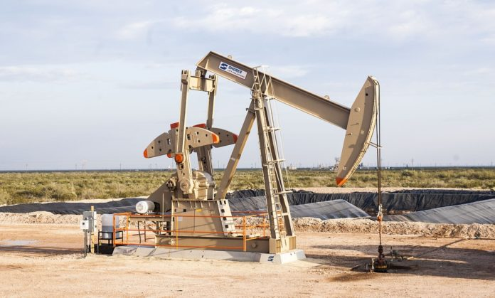 West Texas oilfield service