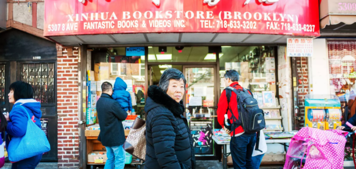 How a Chinese immigrant neighborhood is struggling amid coronavirus-related xenophobia