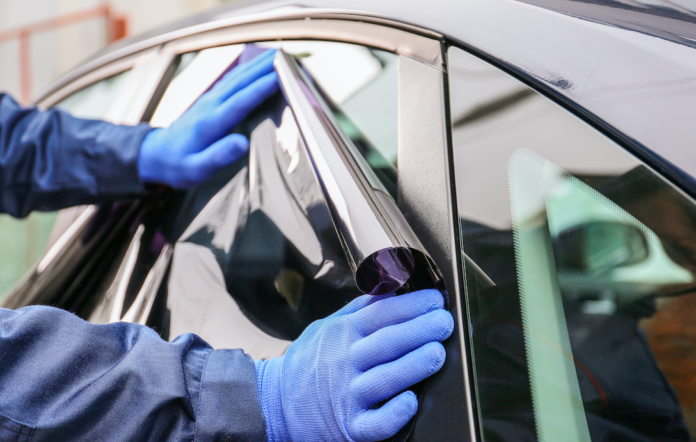 car window tinting Toronto