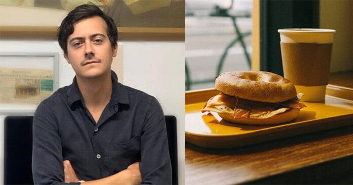 Zach Vouga - Plant Power Fast Food