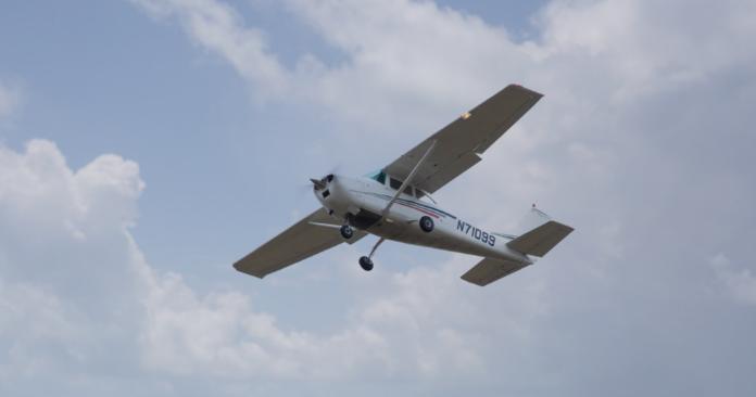 private pilot check-ride